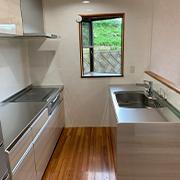 キッチン改修工事